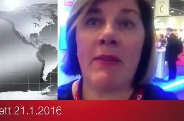 Bett opetusteknologiamessut 2016