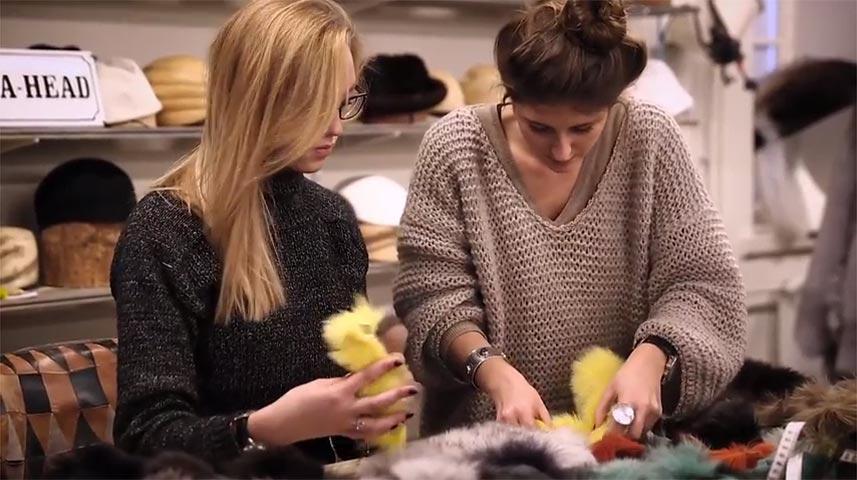 Fur-workshop