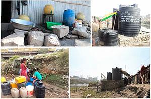 Sanitation in Balkhu