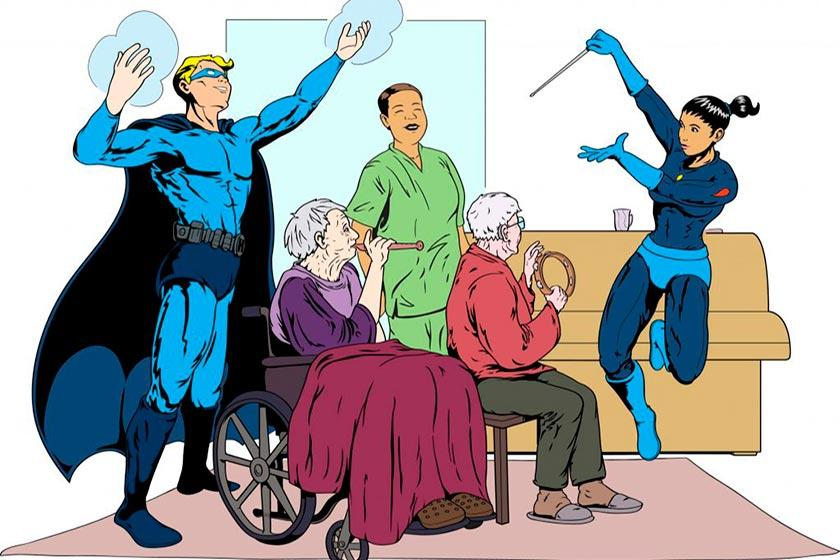 Dating palvelut Seniori kansalaisille
