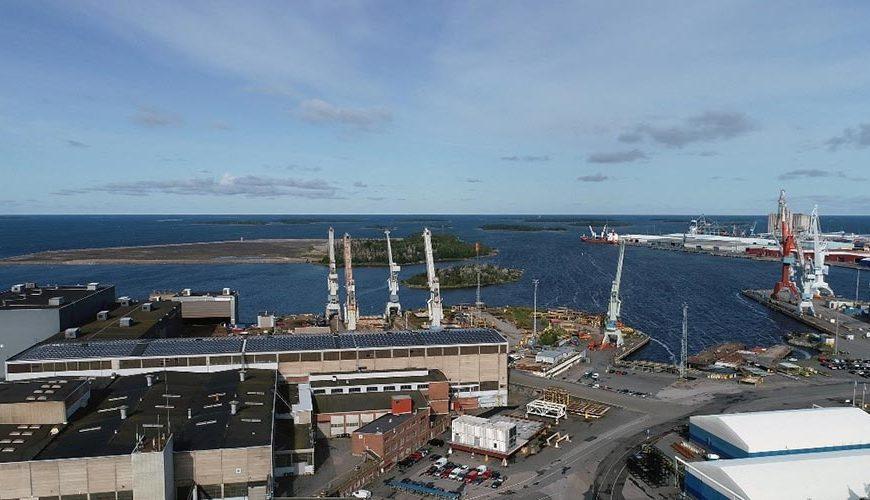 Energiatehokkuutta, digitalisaatiota ja vientiä meriklusterille